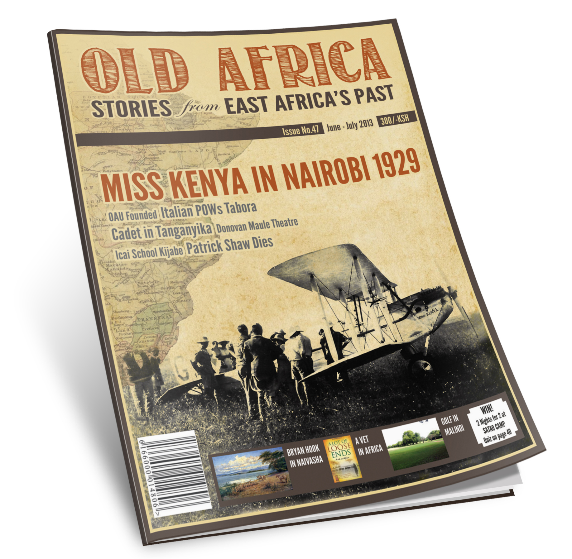 Old africa magazine stories from east africa 39 s past for Old magazines