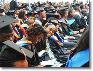 Graduations in Kenya