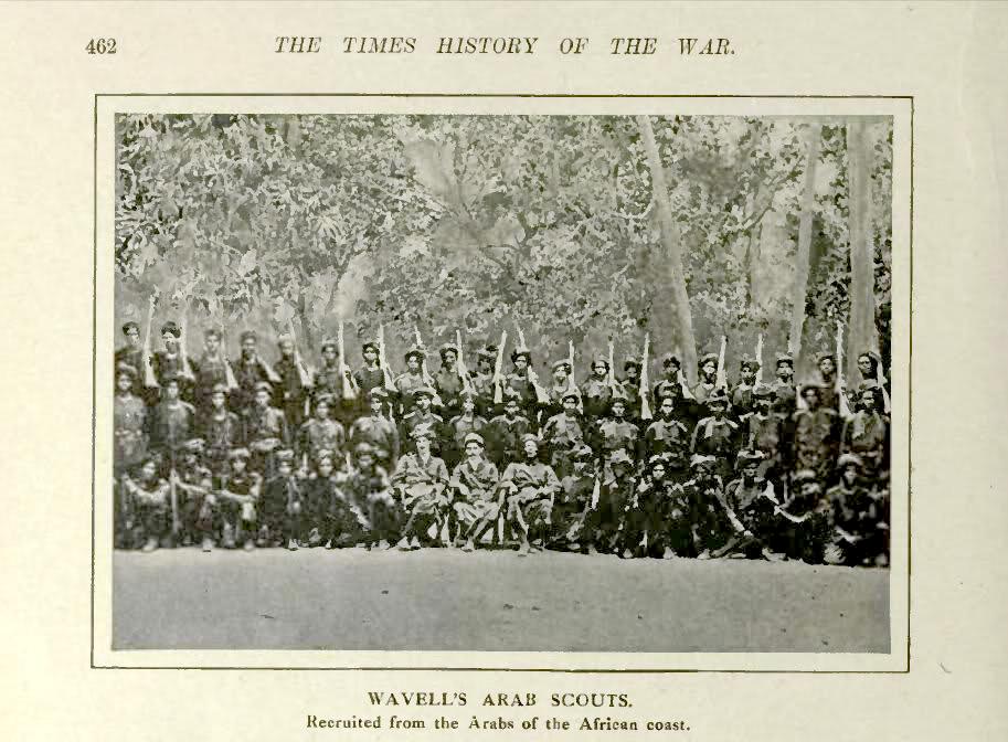Wavell 100 Year Memorial Tour