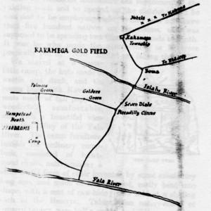 kakamega gold field map