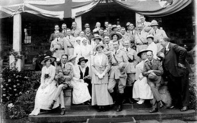Violet Donkin and the Scott Sanatorium