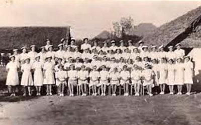 The Wrens in Mombasa in World War II
