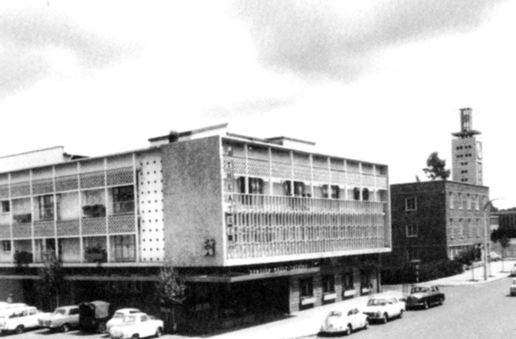 The Donovan Maule Theatre