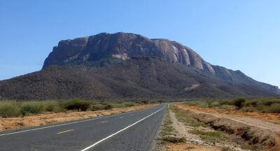 Mt Ololokwe – Old Africa's Mystery Mountain