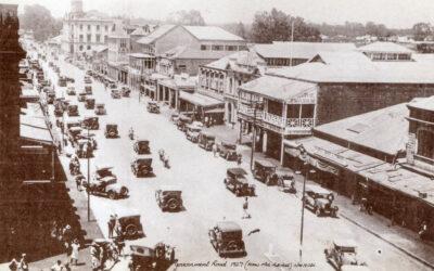 Nairobi in the 1920s