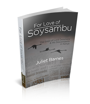 New Book! For Love of Soysambu
